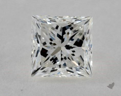 0.70 Carat G-VVS2 Ideal Cut Princess Diamond