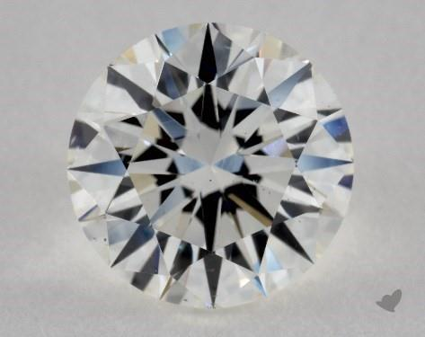 2.00 Carat H-VS2 Excellent Cut Round Diamond