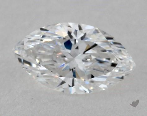 0.96 Carat E-SI1 Marquise Cut Diamond