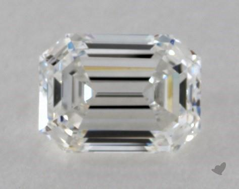2.51 Carat G-VS1 Emerald Cut Diamond