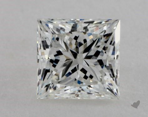 1.70 Carat G-VS1 Ideal Cut Princess Diamond