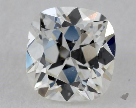 0.83 Carat I-VS2 Cushion Cut Diamond