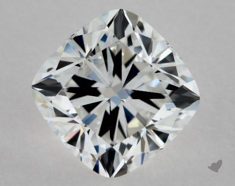 2.05 Carat E-VVS2 Cushion Cut Diamond