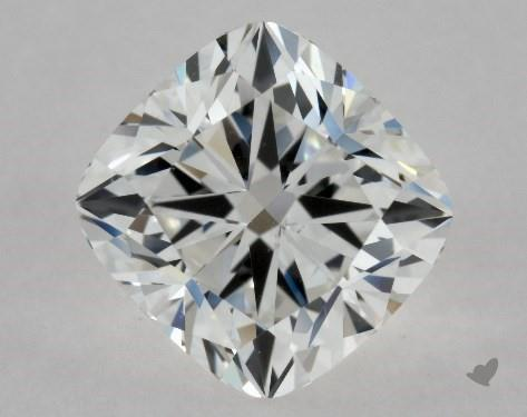 1.40 Carat G-SI1 Cushion Cut Diamond