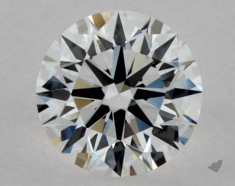 0.80 Carat E-VVS2 Excellent Cut Round Diamond
