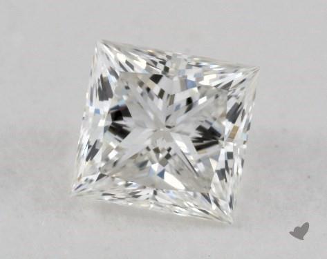 0.31 Carat G-SI1 Ideal Cut Princess Diamond