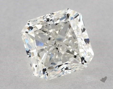 1.01 Carat H-VS2 Radiant Cut Diamond