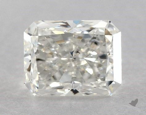 0.94 Carat H-VS2 Radiant Cut Diamond