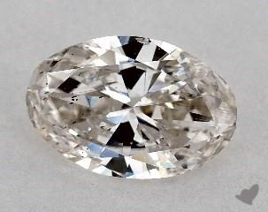 oval0.7 Carat ISI1
