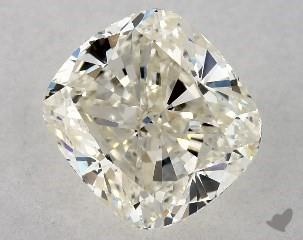 cushion modified0.81 Carat KVS2