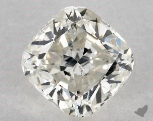 cushion modified0.7 Carat ISI1