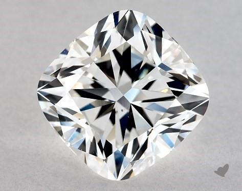 1.70 Carat G-VS1 Cushion Cut Diamond