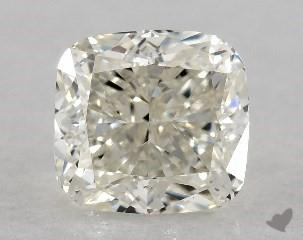 cushion modified0.71 Carat KVS1