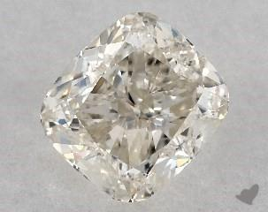cushion modified0.72 Carat KVS1