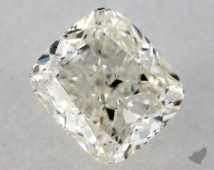 cushion modified0.77 Carat KVS1