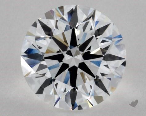 3.01 Carat D-VS2 Excellent Cut Round Diamond
