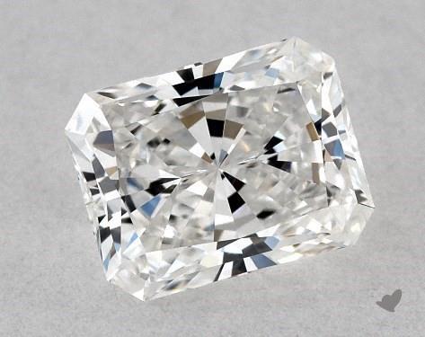 <b>0.51</b> Carat E-VVS1 Radiant Cut Diamond