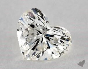 heart0.87 Carat JI1