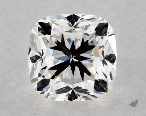 <b>0.51</b> Carat G-VS1 Cushion Cut Diamond