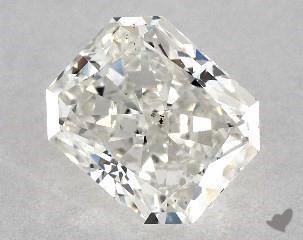 radiant0.73 Carat IVS2