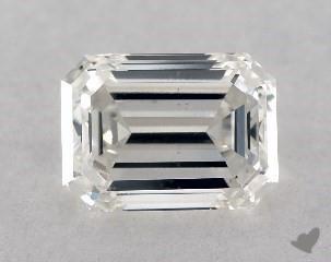 emerald0.72 Carat HSI1
