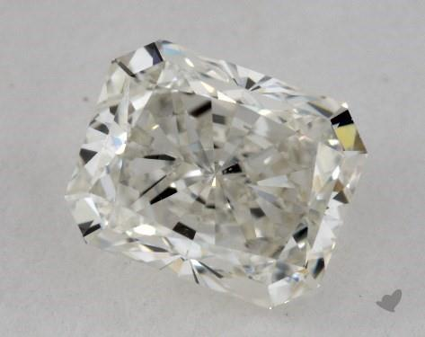 0.70 Carat J-VS2 Radiant Cut Diamond