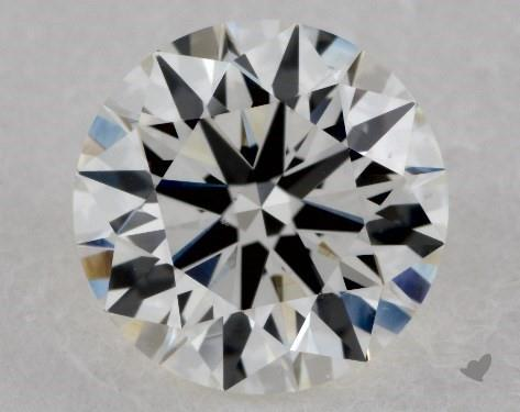 1.35 Carat H-VS2 True Hearts<sup>TM</sup> Ideal Diamond