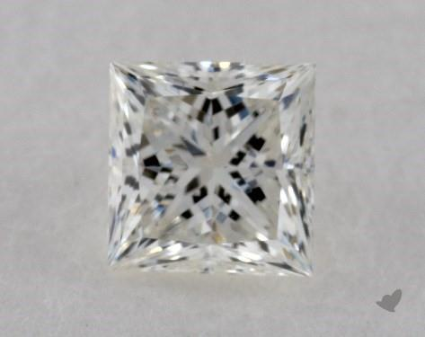 0.35 Carat J-VVS1 Ideal Cut Princess Diamond