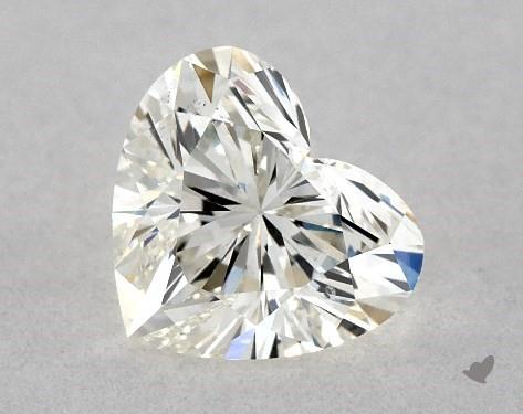 0.50 Carat I-VS2 Heart Shape Diamond
