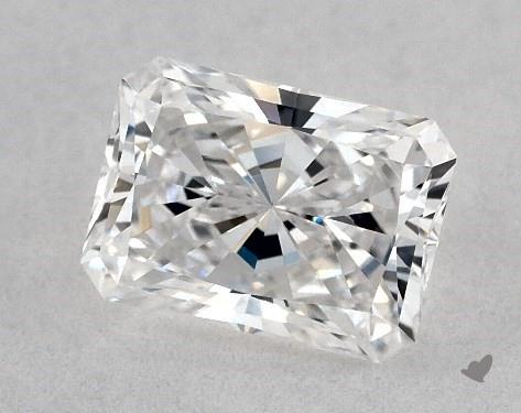<b>0.50</b> Carat D-VVS1 Radiant Cut Diamond