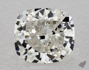 cushion modified0.89 Carat JI1