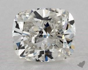 cushion modified0.7 Carat JI1