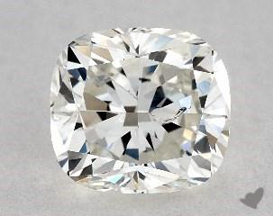 cushion modified0.75 Carat JI1