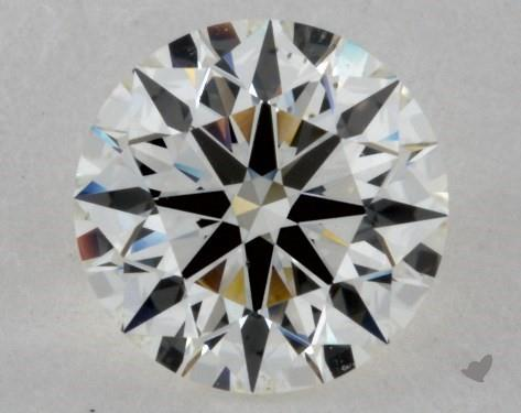 1.43 Carat I-VS2 Ideal Cut Round Diamond
