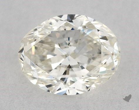 1.20 Carat J-VS1 Oval Cut Diamond