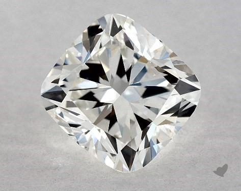 0.92 Carat H-VS2 Cushion Modified Cut Diamond