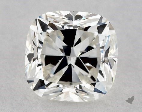 0.71 Carat H-VS2 Cushion Cut Diamond