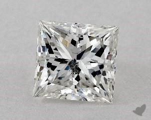 princess0.88 Carat HI1