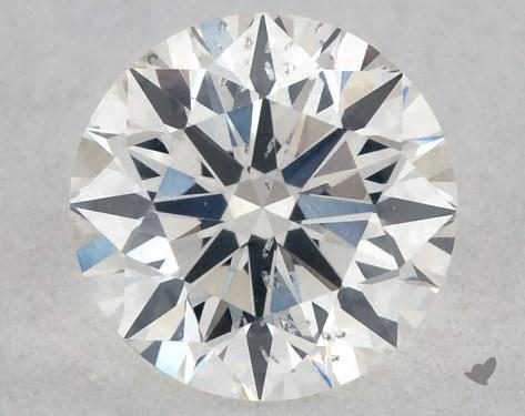 <b>0.30</b> Carat G-I1 Excellent Cut Round Diamond