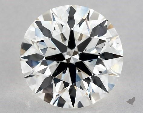 1.50 Carat F-SI1 Excellent Cut Round Diamond