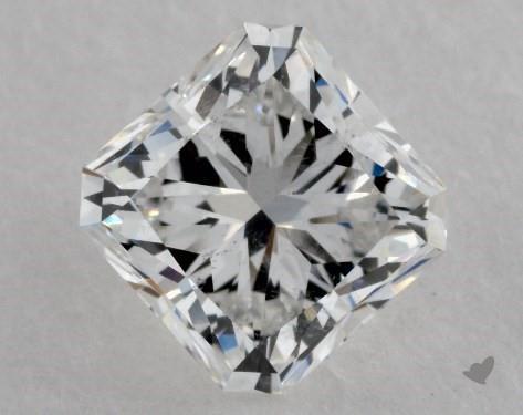 1.30 Carat E-SI1 Radiant Cut Diamond