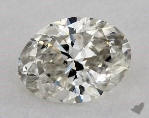 oval0.75 Carat ISI2