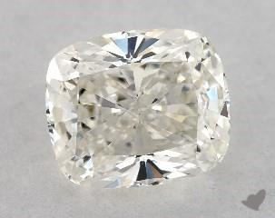 cushion modified0.7 Carat JVVS2