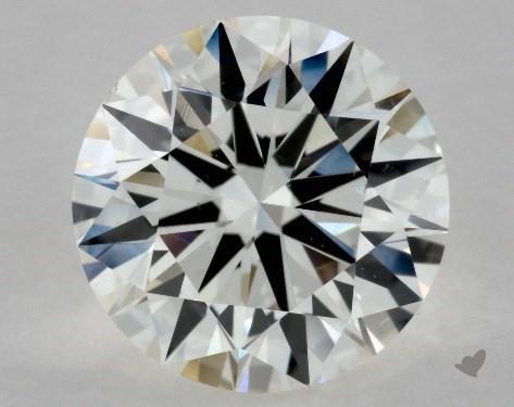 1.73 Carat I-VS2 Excellent Cut Round Diamond