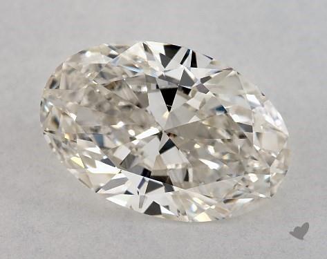 1.20 Carat J-VS2 Oval Cut Diamond