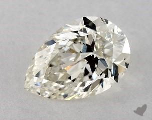 pear0.72 Carat KSI1