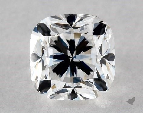 <b>0.50</b> Carat F-SI2 Cushion Cut Diamond