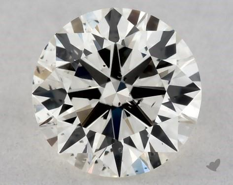 <b>0.30</b> Carat K-SI1 Excellent Cut Round Diamond