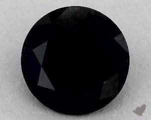 round1.45 Carat Black