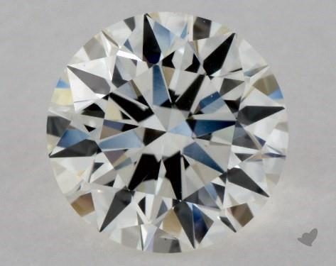 0.80 Carat I-VS2 Excellent Cut Round Diamond